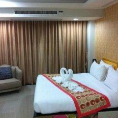 Отель Pratunam Casa Таиланд, Бангкок - отзывы, цены и фото номеров - забронировать отель Pratunam Casa онлайн комната для гостей фото 4