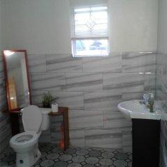 Отель 145 Гайана, Джорджтаун - отзывы, цены и фото номеров - забронировать отель 145 онлайн ванная