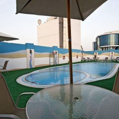 Al Jawhara Gardens Hotel бассейн фото 2