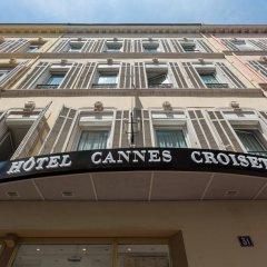 Отель Cannes Croisette Франция, Канны - отзывы, цены и фото номеров - забронировать отель Cannes Croisette онлайн вид на фасад