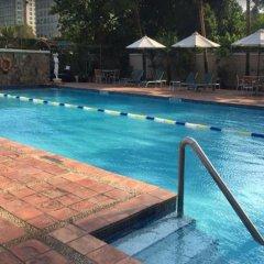 Отель Somerset Chancellor Court Ho Chi Minh City бассейн