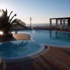 Отель Anemomilos Hotel Греция, Остров Санторини - отзывы, цены и фото номеров - забронировать отель Anemomilos Hotel онлайн бассейн