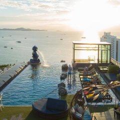 Siam@Siam Design Hotel Pattaya Паттайя бассейн фото 3