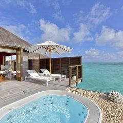Отель Conrad Maldives Rangali Island 5* Вилла Делюкс с различными типами кроватей фото 6