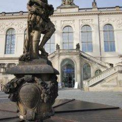Отель Indigo Dresden - Wettiner Platz Германия, Дрезден - отзывы, цены и фото номеров - забронировать отель Indigo Dresden - Wettiner Platz онлайн фото 4