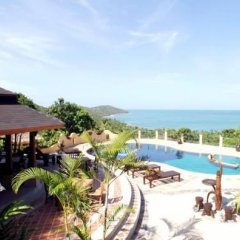 Отель Chaweng Bay View Resort пляж фото 2