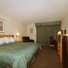 Отель Magnuson Grand Columbus North США, Колумбус - отзывы, цены и фото номеров - забронировать отель Magnuson Grand Columbus North онлайн комната для гостей фото 4