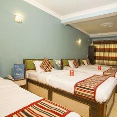 Отель OYO 145 Sirahali Khusbu Hotel & Lodge Непал, Катманду - отзывы, цены и фото номеров - забронировать отель OYO 145 Sirahali Khusbu Hotel & Lodge онлайн комната для гостей фото 3