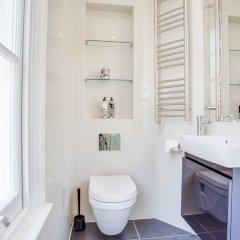Апартаменты Chadwell Street Serviced Apartments Лондон ванная