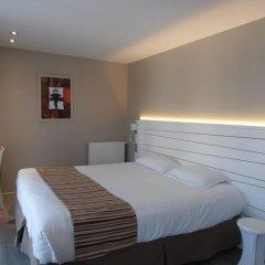 Отель Hôtel Valencia Франция, Хендее - отзывы, цены и фото номеров - забронировать отель Hôtel Valencia онлайн комната для гостей фото 2