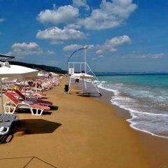 Hotel Lilia пляж фото 2