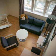 Отель City Living Schøller Hotel Норвегия, Тронхейм - отзывы, цены и фото номеров - забронировать отель City Living Schøller Hotel онлайн комната для гостей фото 4