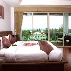 Отель Bangtao Tropical Residence Resort & Spa 4* Вилла с различными типами кроватей фото 2