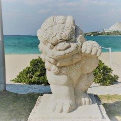 Отель Crystal Inn Onna Центр Окинавы пляж