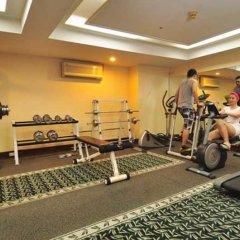 Makati Palace Hotel фитнесс-зал фото 3