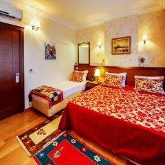 Maritime Hotel Istanbul комната для гостей фото 2