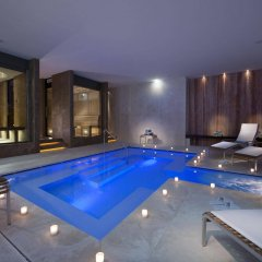 Grand Hotel Des Bains сауна