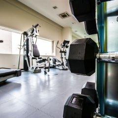 Отель NOVIT Мехико фитнесс-зал фото 4