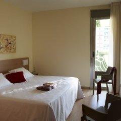 Отель Aura Park Fira Barcelona комната для гостей
