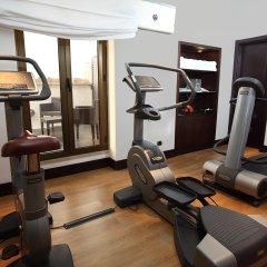 Отель Starhotels Ritz Италия, Милан - 9 отзывов об отеле, цены и фото номеров - забронировать отель Starhotels Ritz онлайн фитнесс-зал фото 4