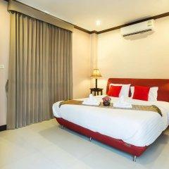 Отель Kata Beachwalk Таиланд, Карон-Бич - отзывы, цены и фото номеров - забронировать отель Kata Beachwalk онлайн комната для гостей фото 3
