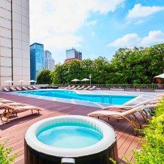 Отель Shinagawa Prince Токио бассейн