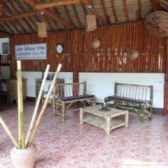 Отель tropical heaven's garden samui интерьер отеля