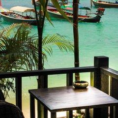 Отель Cabana Lipe Beach Resort балкон
