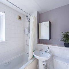 Отель Montgomery Apartments - Gyle Великобритания, Эдинбург - отзывы, цены и фото номеров - забронировать отель Montgomery Apartments - Gyle онлайн ванная