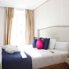 Отель Luxury Suites Испания, Мадрид - 1 отзыв об отеле, цены и фото номеров - забронировать отель Luxury Suites онлайн комната для гостей фото 5
