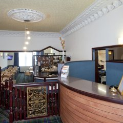 Отель Piries Hotel Великобритания, Эдинбург - отзывы, цены и фото номеров - забронировать отель Piries Hotel онлайн интерьер отеля фото 2