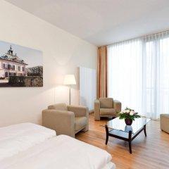 Отель Aparthotel Altes Dresden комната для гостей фото 4