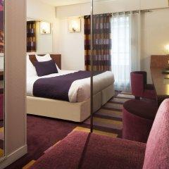 Hotel Ampere комната для гостей