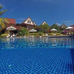 Отель Baan Kantiang See Panorama Villa Resort Ланта бассейн фото 3