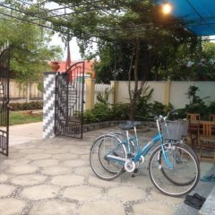 Отель Thuan Phong Homestay спортивное сооружение