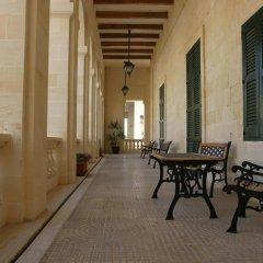 Отель Palazzo Capua Мальта, Слима - отзывы, цены и фото номеров - забронировать отель Palazzo Capua онлайн балкон