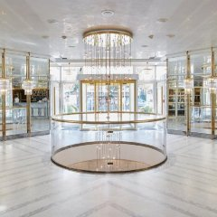 Living Hotel Kaiser Franz Joseph Вена интерьер отеля