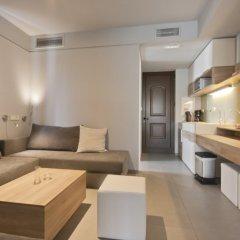 Отель Geraniotis Beach комната для гостей фото 3