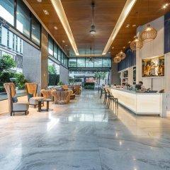 Отель The Beach Heights Resort Таиланд, Пхукет - 7 отзывов об отеле, цены и фото номеров - забронировать отель The Beach Heights Resort онлайн интерьер отеля