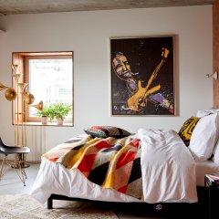 Q-Factory Hotel Номер Делюкс с различными типами кроватей