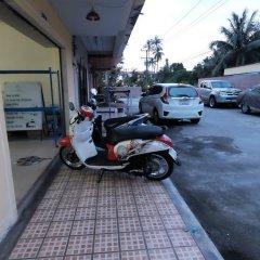Отель City Mantion Ланта парковка