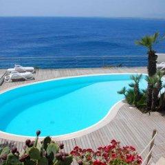 Отель La Rosa Sul Mare Сиракуза бассейн фото 3