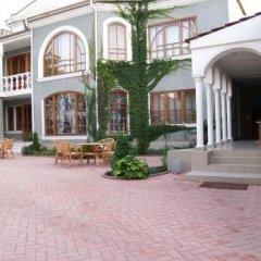 Гостиница Zolotoy Fazan Николаев вид на фасад