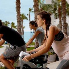 Отель Hilton Los Cabos Beach & Golf Resort фитнесс-зал фото 3