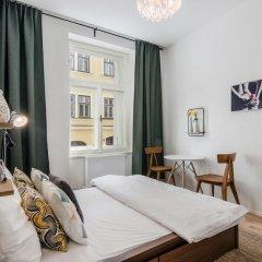 Апартаменты Zizkov Apartment Prague комната для гостей фото 3