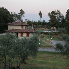 Отель La Casetta nel Bosco Синалунга развлечения