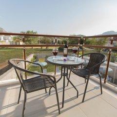 Smansvillas Турция, Олудениз - отзывы, цены и фото номеров - забронировать отель Smansvillas онлайн балкон