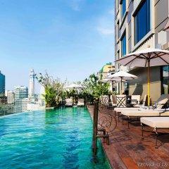 Отель Muse Bangkok Langsuan - Mgallery Collection Бангкок бассейн фото 2