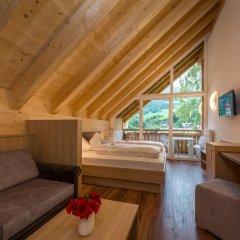 Alpin Hotel Gudrun Колле Изарко комната для гостей фото 3