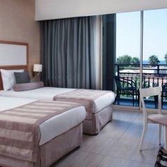 Paloma Oceana Resort Турция, Сиде - 1 отзыв об отеле, цены и фото номеров - забронировать отель Paloma Oceana Resort онлайн комната для гостей